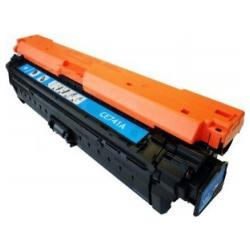 Remanufactured/Compatible HP CE741A (307A) toner cartridge - cyan