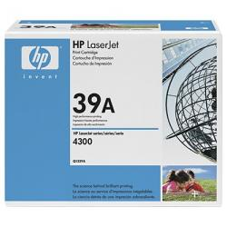 Original HP Q1339A (39A) toner cartridge - black