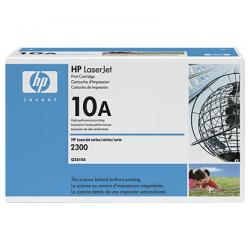 HP Q2610A (HP 10A) Genuine OEM Black Smart Laser Cartridge