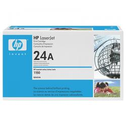 Original HP Q2624A (24A) toner cartridge - black