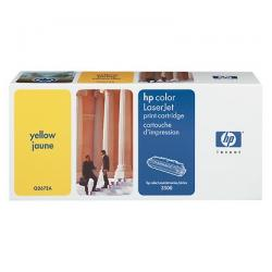 Original HP Q2672A (309A) toner cartridge - yellow