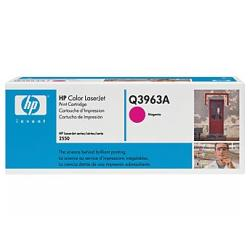 Original HP Q3963A (122A) toner cartridge - magenta