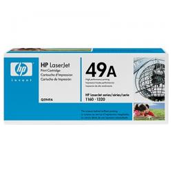 Original HP Q5949A (49A) toner cartridge - black
