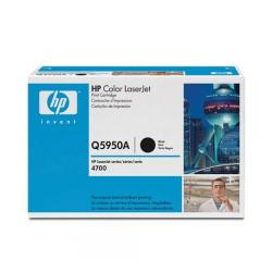 Original HP Q5950A (643A) toner cartridge - black