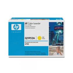 Original HP Q5952A (643A) toner cartridge - yellow