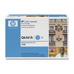 Original HP Q6461A (644A) toner cartridge - cyan