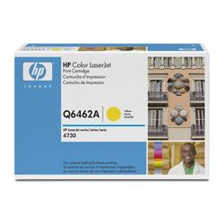 Original HP Q6462A (644A) toner cartridge - yellow