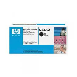 Original HP Q6470A (501A) toner cartridge - black