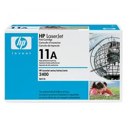 HP Q6511A (HP 11A) Genuine OEM Black Smart Laser Cartridge