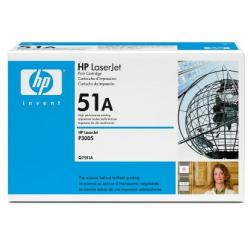 Original HP Q7551A (51A) toner cartridge - black