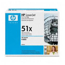Original HP Q7551X (51X) toner cartridge - high capacity black
