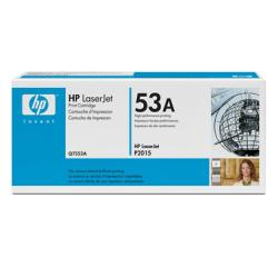 Original HP Q7553A (53A) toner cartridge - black