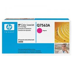 Original HP Q7563A (314A) toner cartridge - magenta