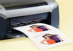 Printed InkEdibles Wafer Paper - A4 Size 0.3mm thickness (full sheet)