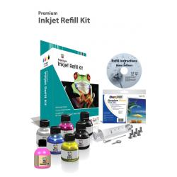 Uni-Kit Inkjet Refill Kit for Kodak #10