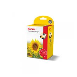 Original Kodak #10 inkjet cartridge - color