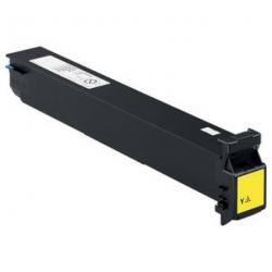 Compatible Konica Minolta TN-210Y toner cartridge - yellow