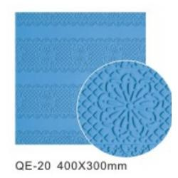 Silicone Lace Mat - Squares