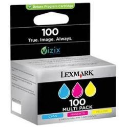 Original Lexmark 14N0685 (#100) Multipack - 3 pack