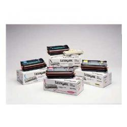 Original Lexmark 10E0040 toner cartridge - cyan