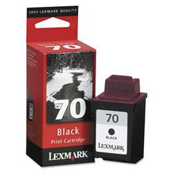 Original Lexmark 12A1970 (#70) inkjet cartridge - black