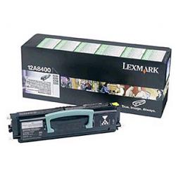Original Lexmark 12A8400 toner cartridge - black