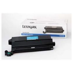 Original Lexmark 12N0768 toner cartridge - cyan