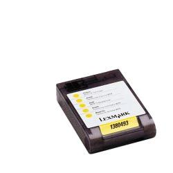 Original Lexmark 1380493 inkjet cartridge - yellow