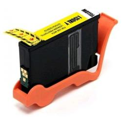 Compatible Lexmark 14N1650 (#150XL) inkjet cartridge - high capacity yellow