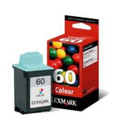 Original Lexmark 17G0060 (#60) inkjet cartridge - color