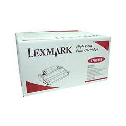 Original Lexmark 17G0154 toner cartridge - high capacity black