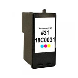 Remanufactured Lexmark 18C0031 (#31) inkjet cartridge - photo
