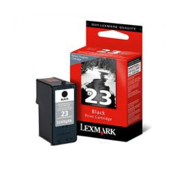 Original Lexmark 18C1523 (#23) inkjet cartridge - black