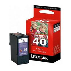 Original Lexmark 18Y0340 (#40) inkjet cartridge - photo