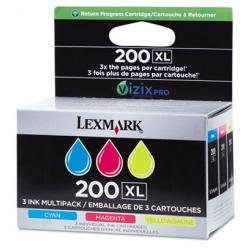 Original Lexmark 14L0269 (#200XL) Multipack - 3 pack