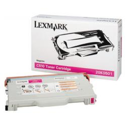 Original Lexmark 20K0501 toner cartridge - magenta