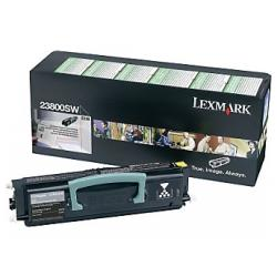 Original Lexmark 23800SW toner cartridge - black