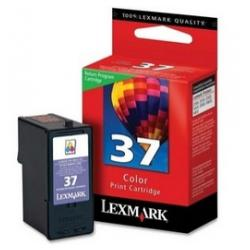 Original Lexmark 18C2140 (#37) inkjet cartridge - color