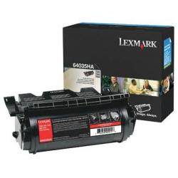 Original Lexmark 64035HA toner cartridge - high capacity black