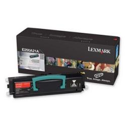 Original Lexmark E250A21A toner cartridge - black