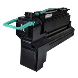 Remanufactured Lexmark X792X2KG toner cartridge - extra high yield black