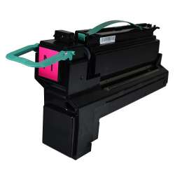 Remanufactured Lexmark X792X2MG toner cartridge - extra high yield magenta