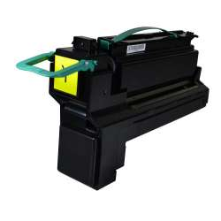 Remanufactured Lexmark X792X2YG toner cartridge - extra high yield yellow