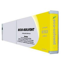 Compatible inkjet cartridge for Mimaki ES3Y - yellow