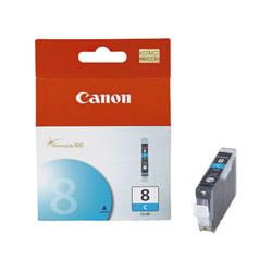 Original Canon CLI-8C inkjet cartridge - cyan