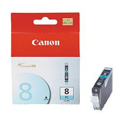 Original Canon CLI-8PC inkjet cartridge - photo cyan