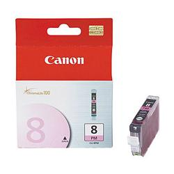 Original Canon CLI-8PM inkjet cartridge - photo magenta