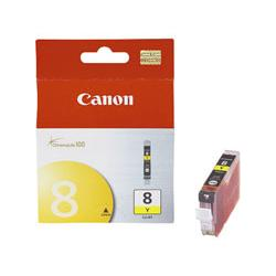 Original Canon CLI-8Y inkjet cartridge - yellow