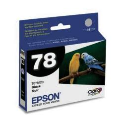 Original Epson T078120 (78) inkjet cartridge - black