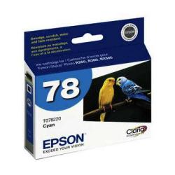 Original Epson T078220 (78) inkjet cartridge - cyan